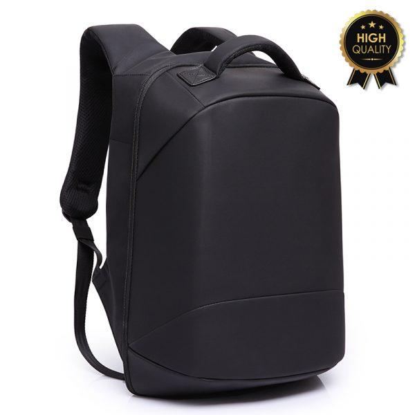 Σακίδιο πλάτης αντικλεπτικό TRV-003 pakoworld μαύρο με usb+Laptop 15